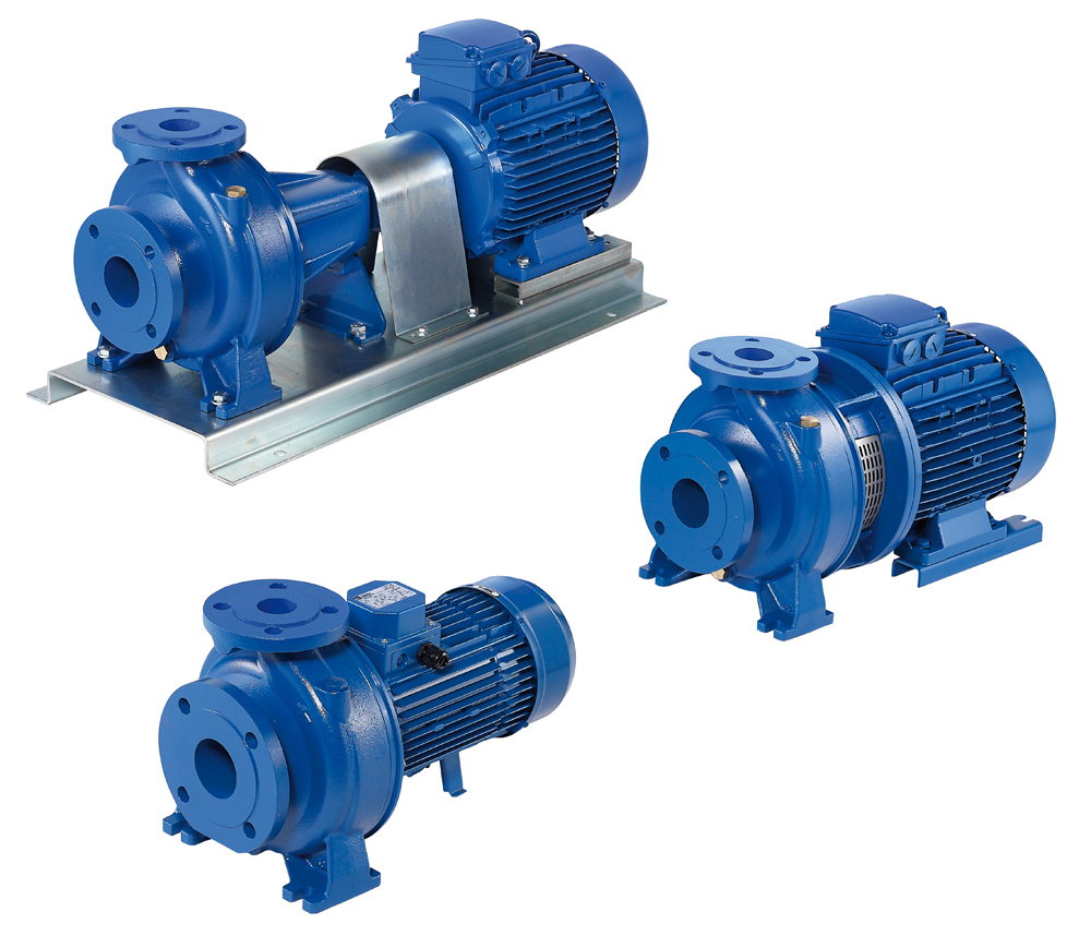 water pumps distributors