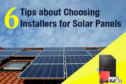 Solar energy supplier