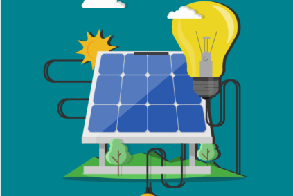 How Solar Panels Produce Electricity